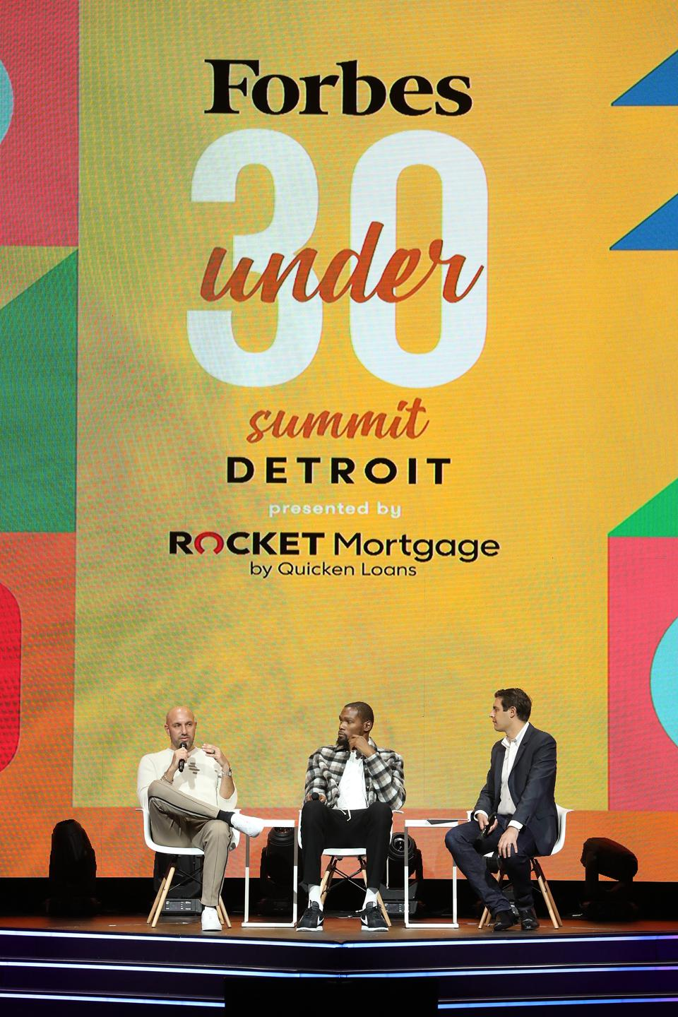 2019 Forbes Under 30 Summit