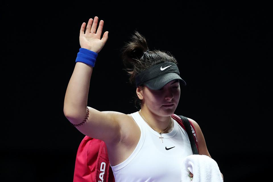 Bianca Andreescu Has Second-Best Odds To Win Australian Open