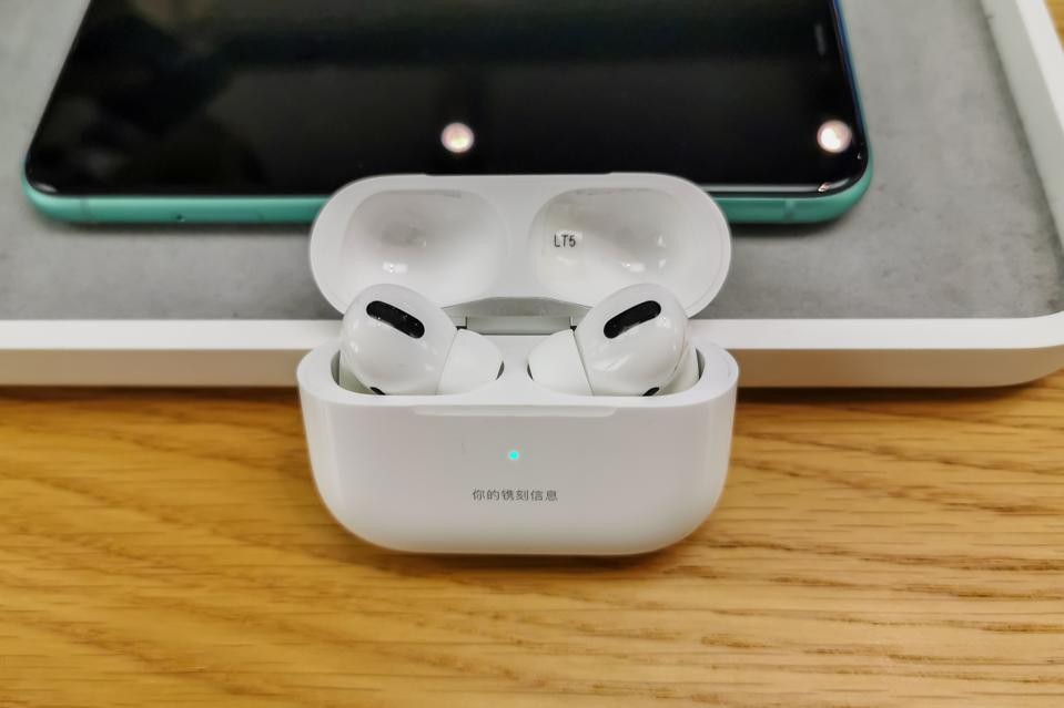 AirPods Pro Goes On Sale In China