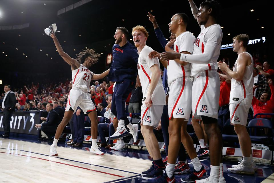 COLLEGE BASKETBALL: NOV 24 Long Beach State at Arizona