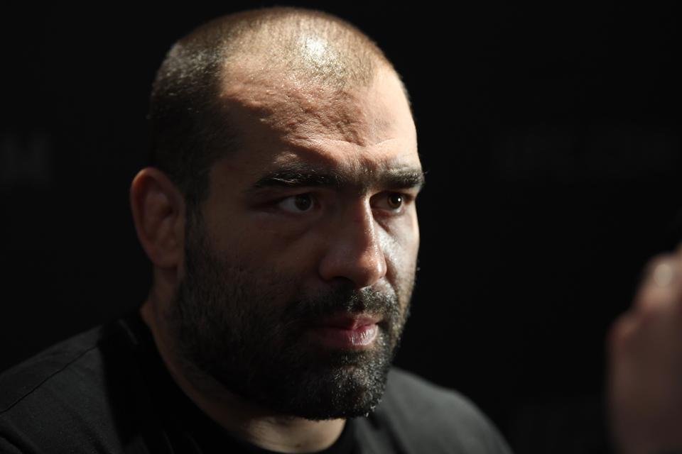 UFC 244 Masvidal v Diaz: Ultimate Media Day