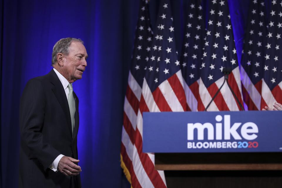 Fox News Advertisers List 2020.Bloomberg 2020 Campaign Launch Shows Enduring Power Of Tv