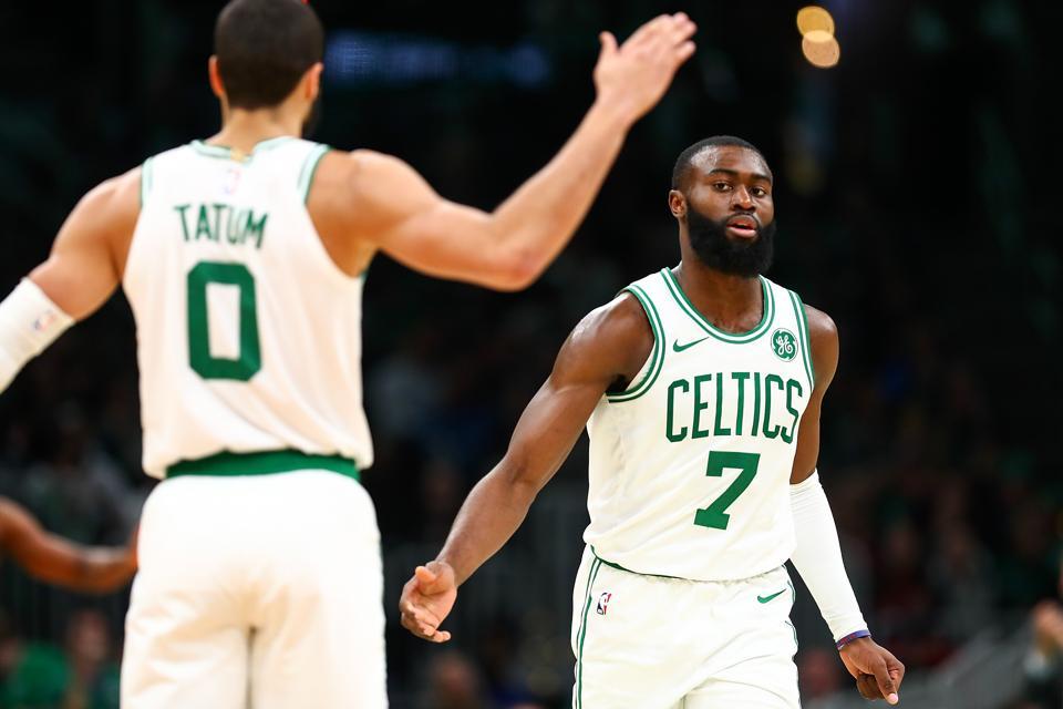 Jaylen Brown And Jayson Tatum Are The Keys For The Celtics