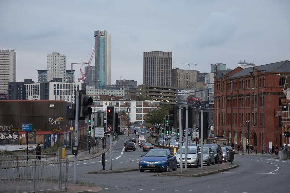 Digbeth In Birmingham