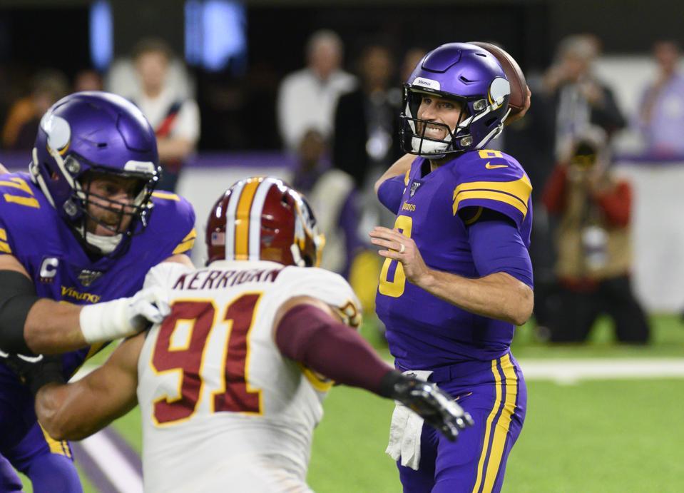 Washington Redskins v Minnesota Vikings