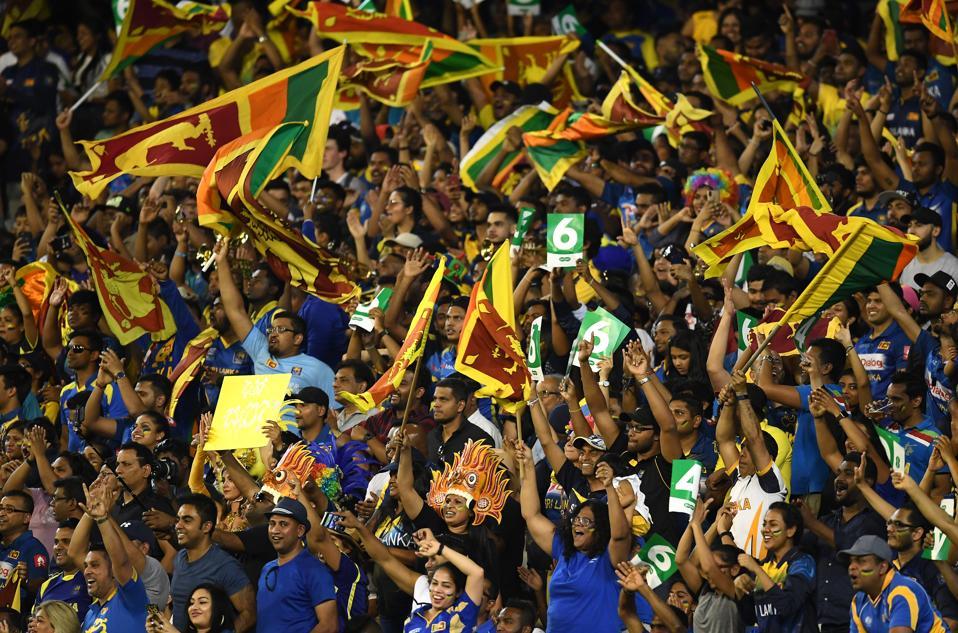 Australia v Sri Lanka - Men's T20 Game 3