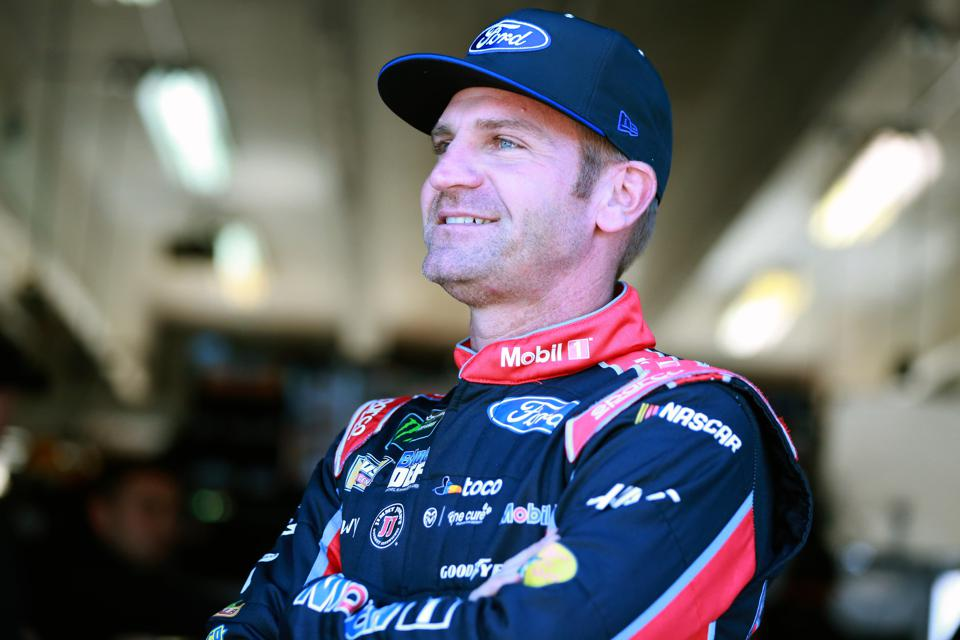 Monster Energy NASCAR Cup Series AAA Texas 500 - Practice. Clint Bowyer Nascar driver.