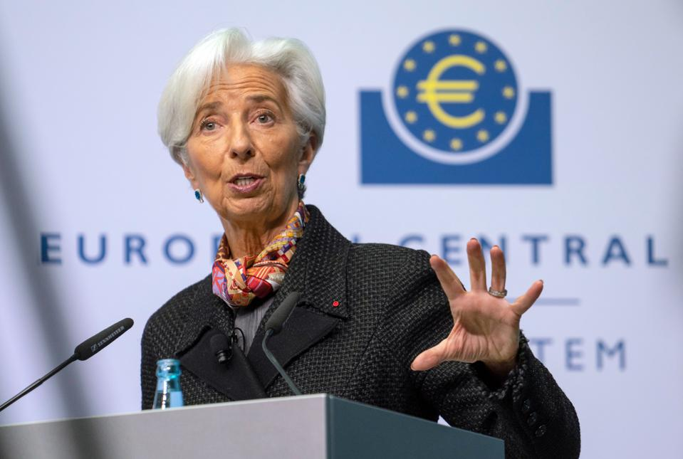 ECB President Lagarde gives cyber-attack liquidity crisis warning