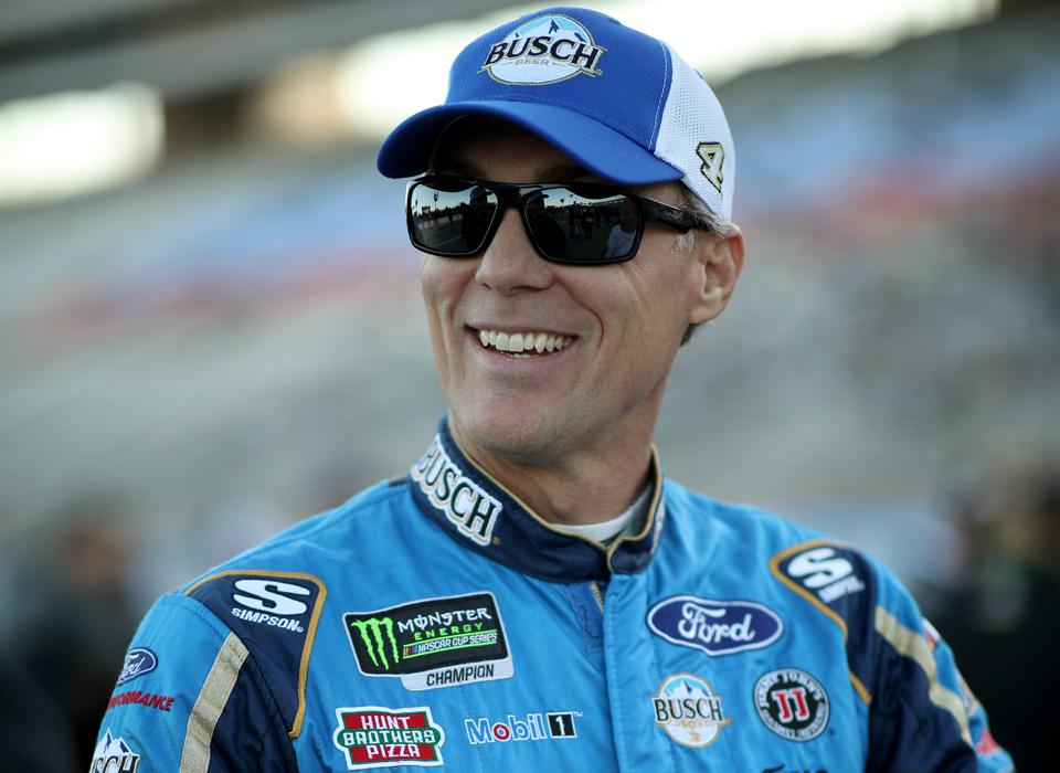 Monster Energy NASCAR Cup Series AAA Texas 500 - Qualifying. Kevin Harvick Nascar driver.