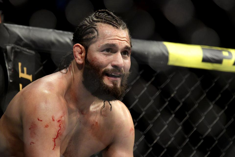 Jorge Masvidal faces UFC welterweight champion Kamaru Usman in the main event of Saturday's UFC 251 fight card.