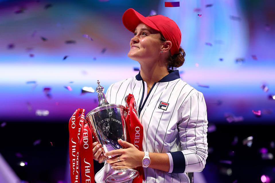 2019 WTA Finals - Day Eight