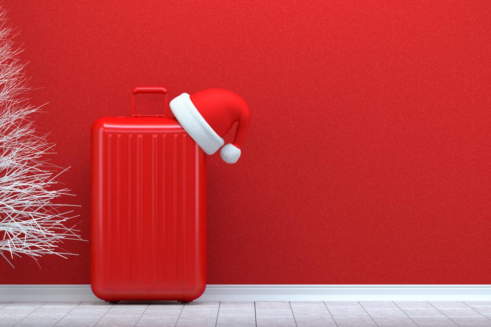 Christmas travel, flight delays, best airports, holiday travel, travel