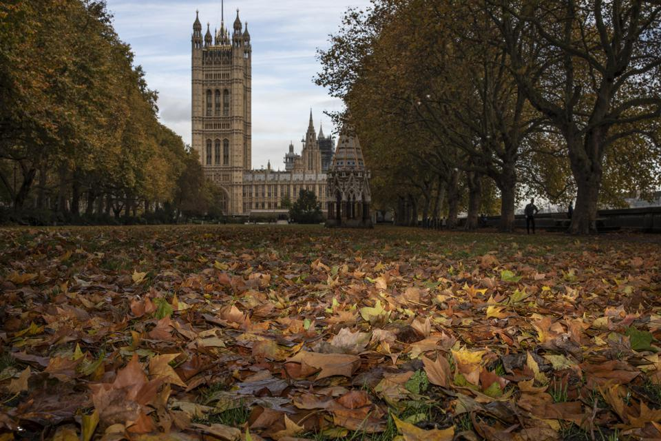 Britain Prepares For It's First Winter Election In Almost A Century