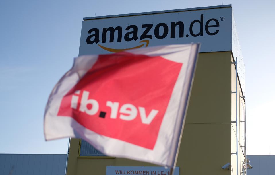 Strike at Amazon