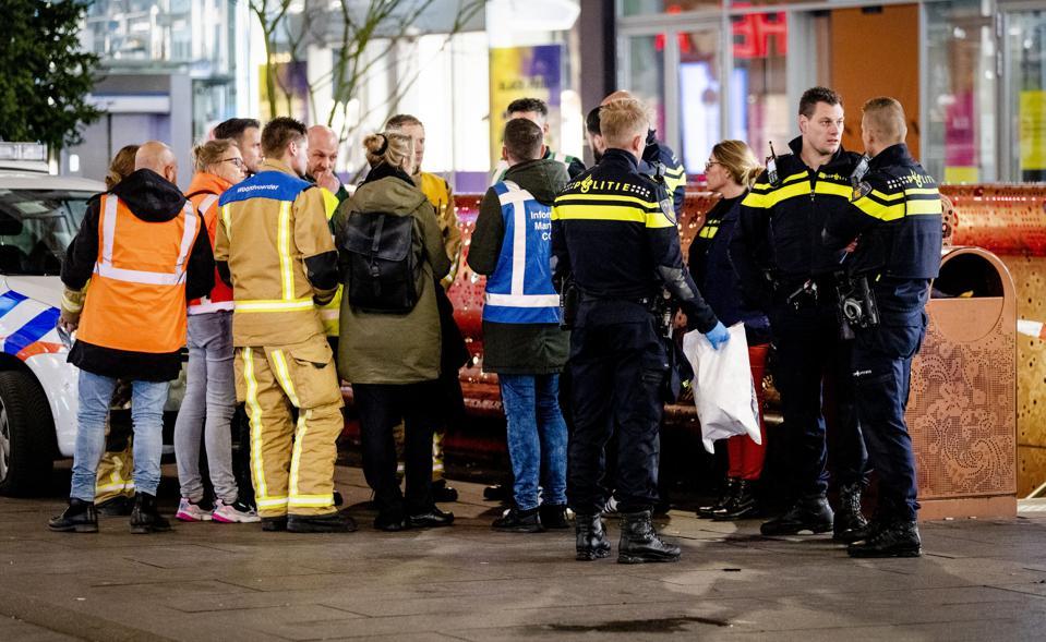 NETHERLANDS-POLICE-ATTACK