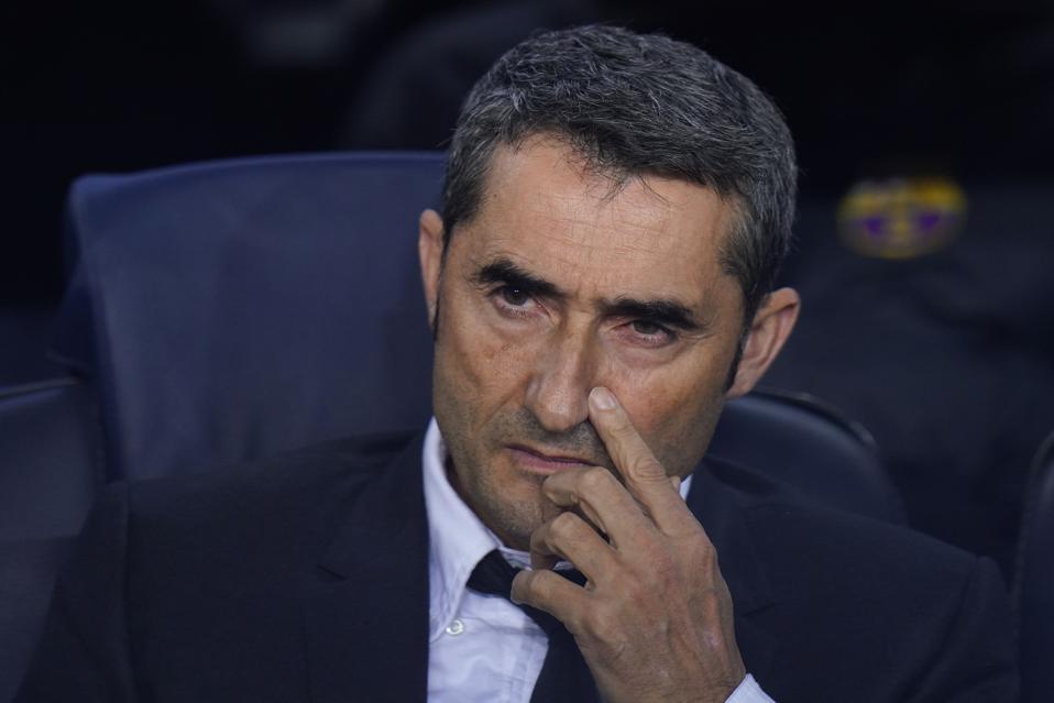 Valverde Speaks On Pique, Rakitic And Puig Plus FC Barcelona Versus Leganes Clash