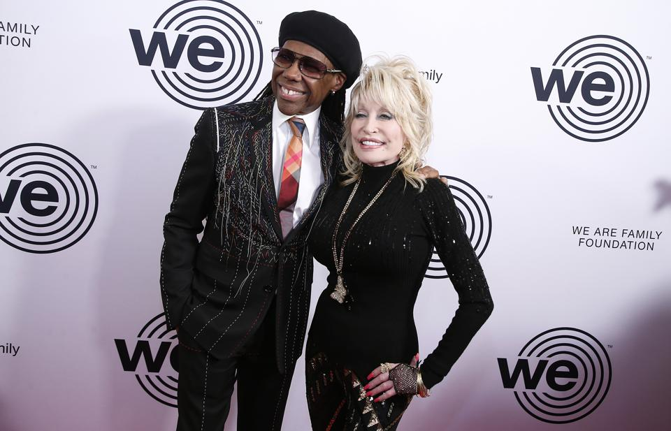 We Are Family Foundation Honors Dolly Parton & Jean Paul Gaultier