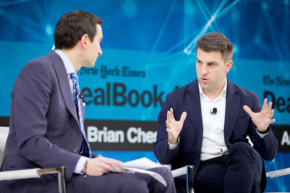 2019 New York Times Dealbook