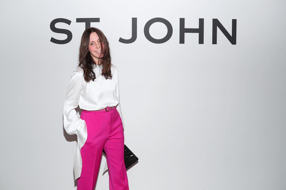 St. John - An Evening With Creative Director, Zoe Turner