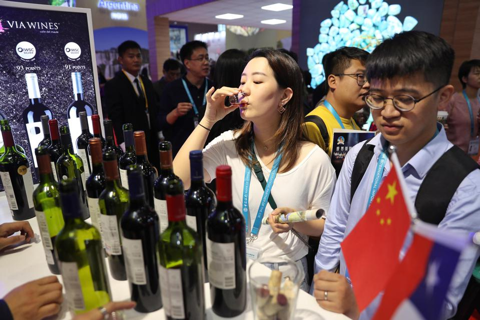 2nd China International Import Expo (CIIE) - Day 2