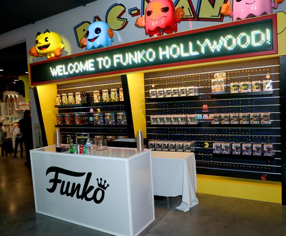 Funko Hollywood VIP -esittelytapahtuma