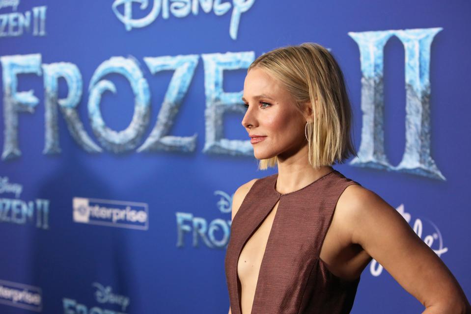 World Premiere Of Disney's ″Frozen 2″