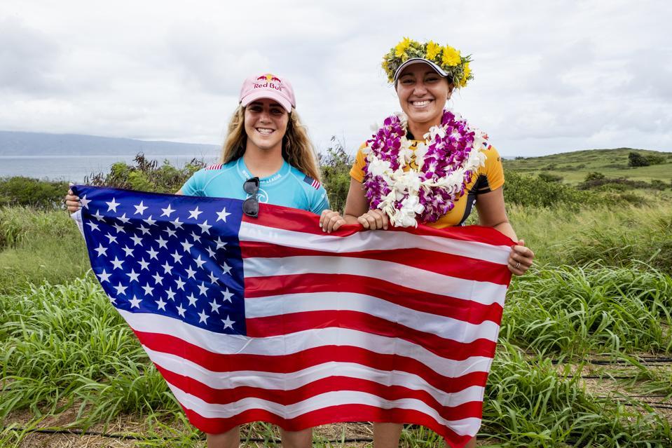 Lululemon Maui Pro - Women's WSL Championship 2019