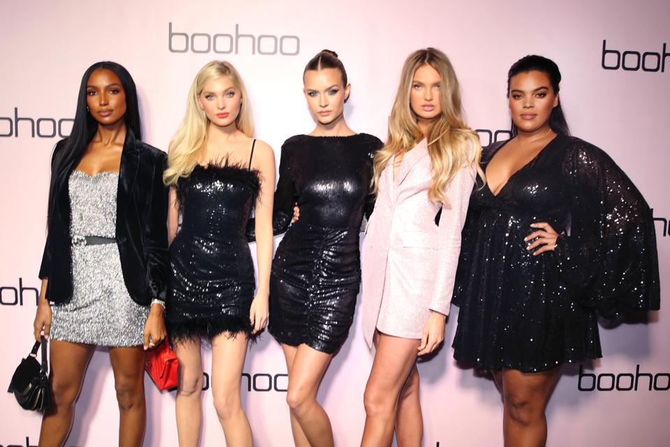 boohoo x All That Glitters Launch Party