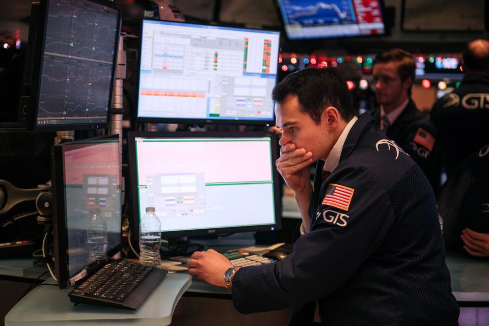 Stocks Drop Take Steep Drop After President Trump Says Trade Deal With China May Come After 2020 Election