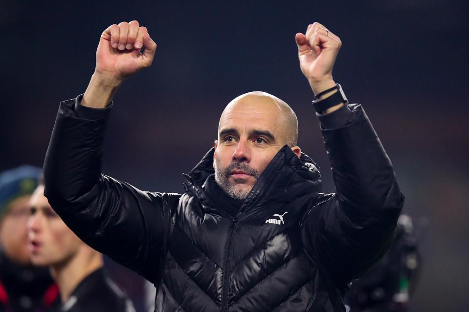 Burnley FC v Manchester City - Premier League
