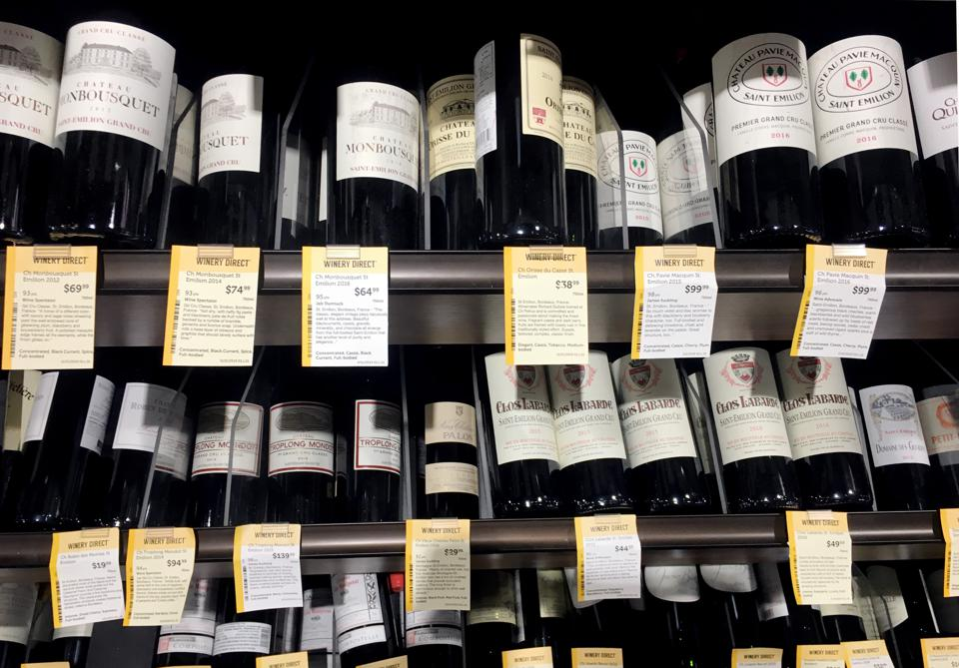 US-FRANCE-TAXATION-POLITICS-TARIFF wine, Europe, USTR
