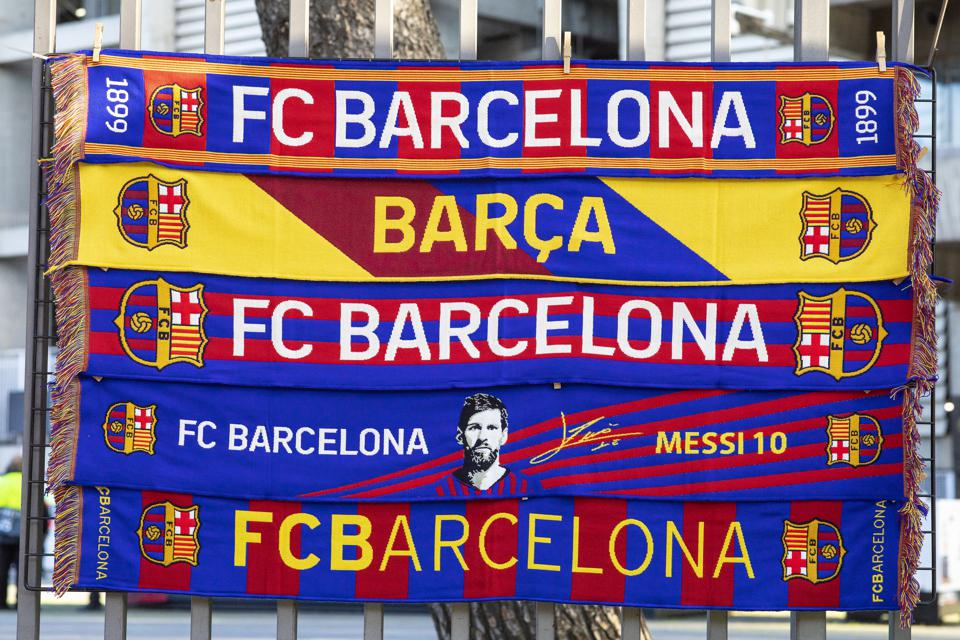 FC Barcelona has been revealed as a key contributor to the economy of its home city