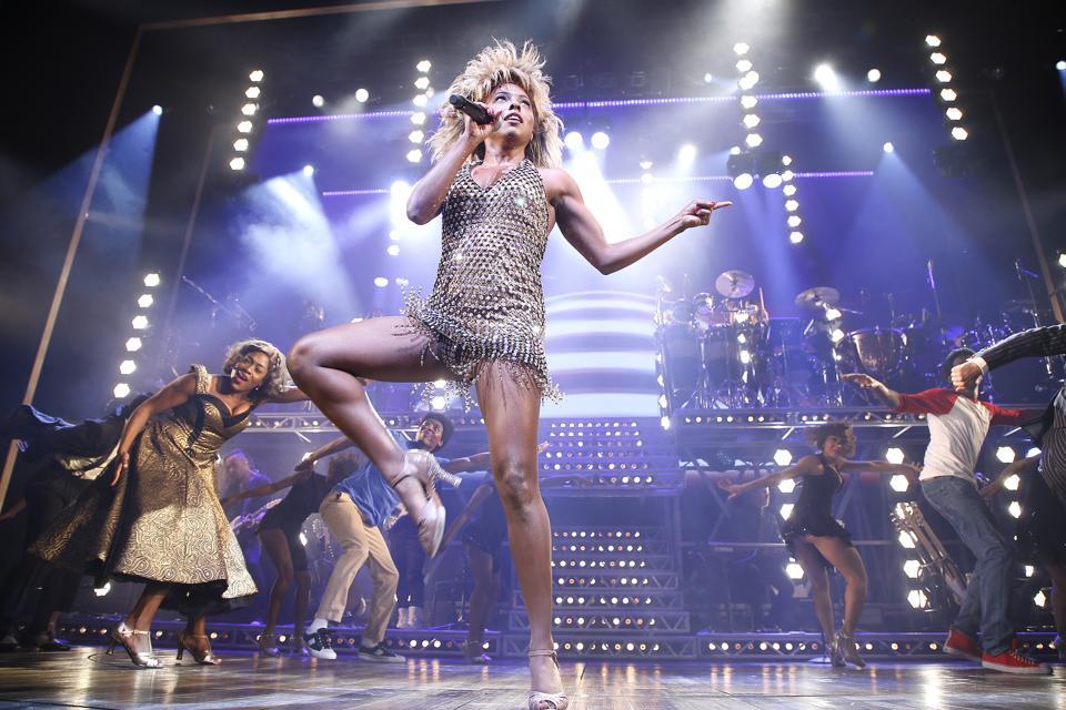 ″Tina - The Tina Turner Musical″ Opening Night