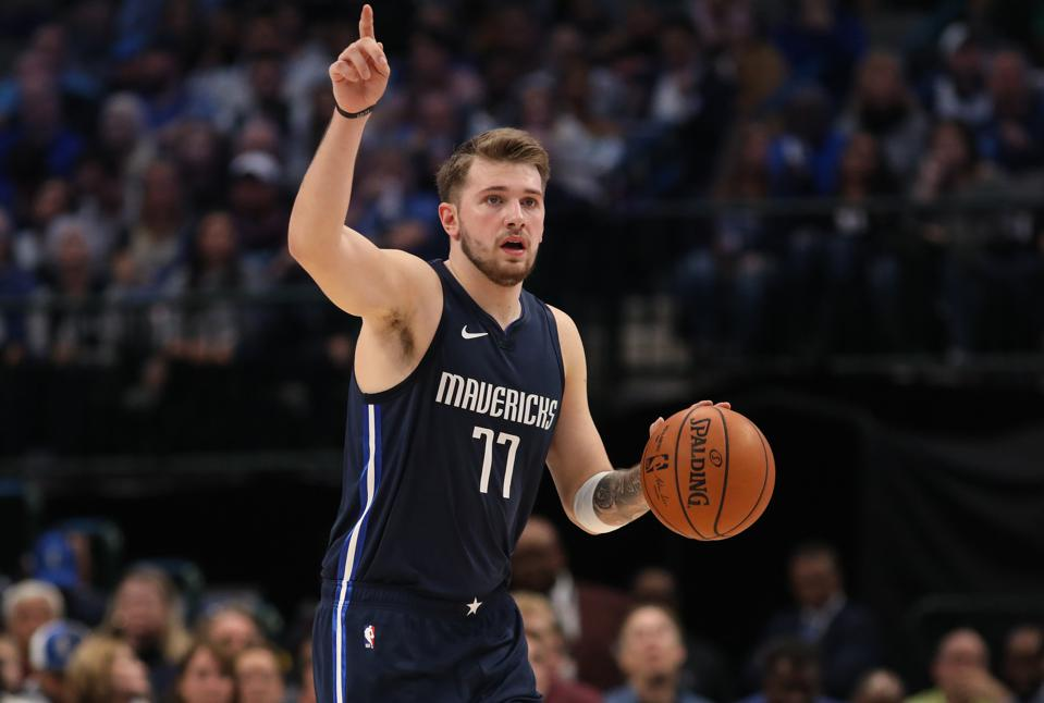Luka Doncic For MVP? A Case Can Be Made, And The Odds Are Long