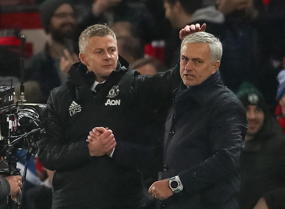Solskjaer Shows He Won't Be Bullied At Manchester United