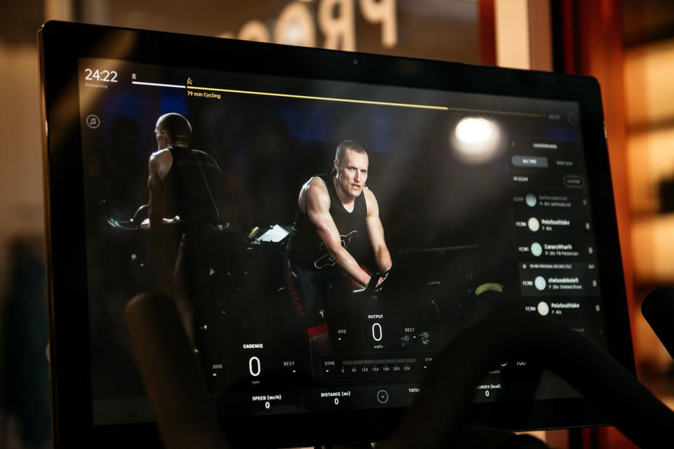 Peloton Stock Is Down More Than 10% Following Backlash About 'Sexist' Ad