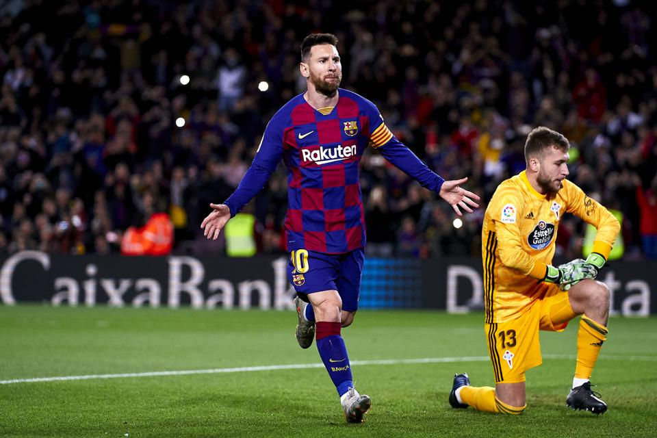 Messi Messi Messi What We Learned From Fc Barcelonas
