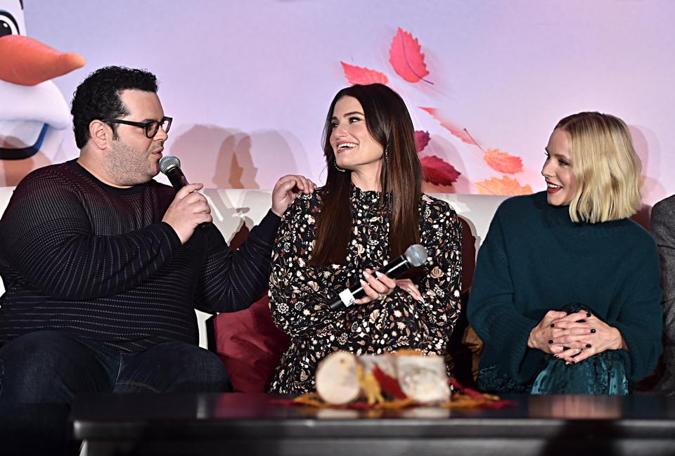 ″FROZEN 2″ Global Press Conference