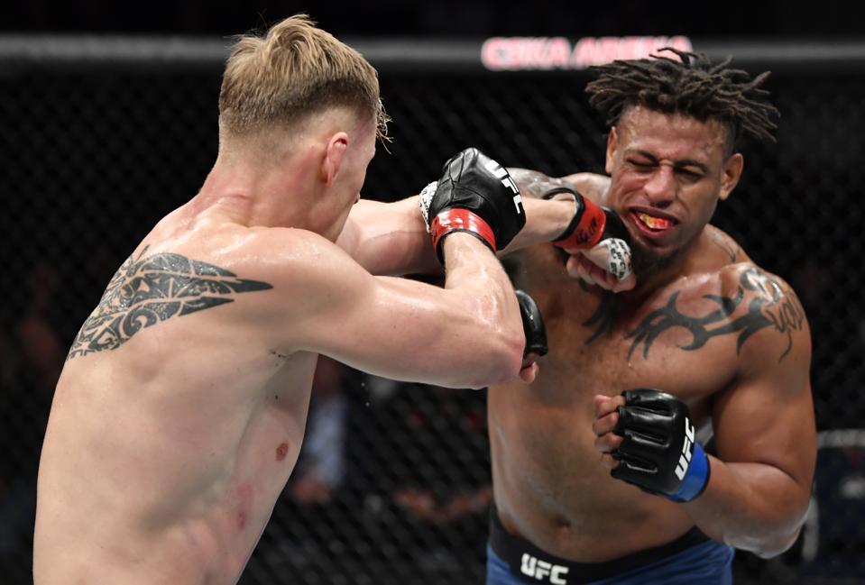 UFC Fight Night: Volkov v Hardy