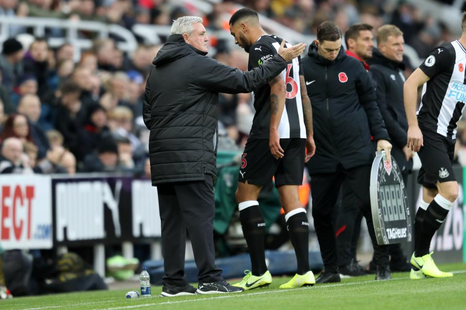 Newcastle United's Good Form Will Be Tested Without Jamaal Lascelles