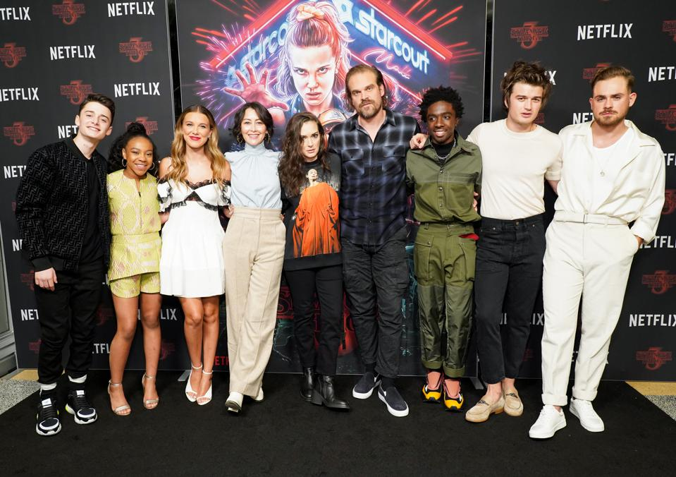 Photocall For Netflix's ″Stranger Things″ Season 3