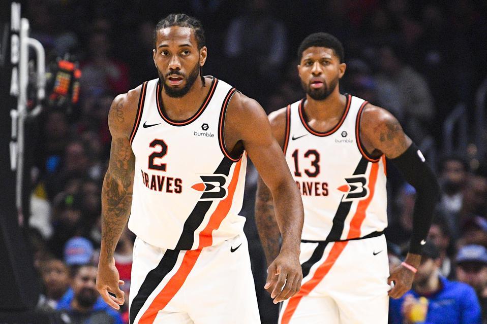 NBA: DEC 03 Trail Blazers at Clippers
