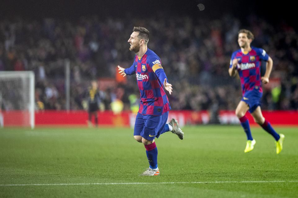 Astonishing Fresh Stats Reveal Extent of Messi Free-Kick Prowess At FC Barcelona