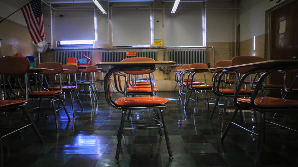 Closure Of Schools In The Community In Serval States Due To Coronavirus