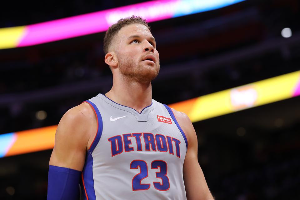 2 NBA Players Who Could Use New Homes: Blake Griffin & DeMar DeRozan