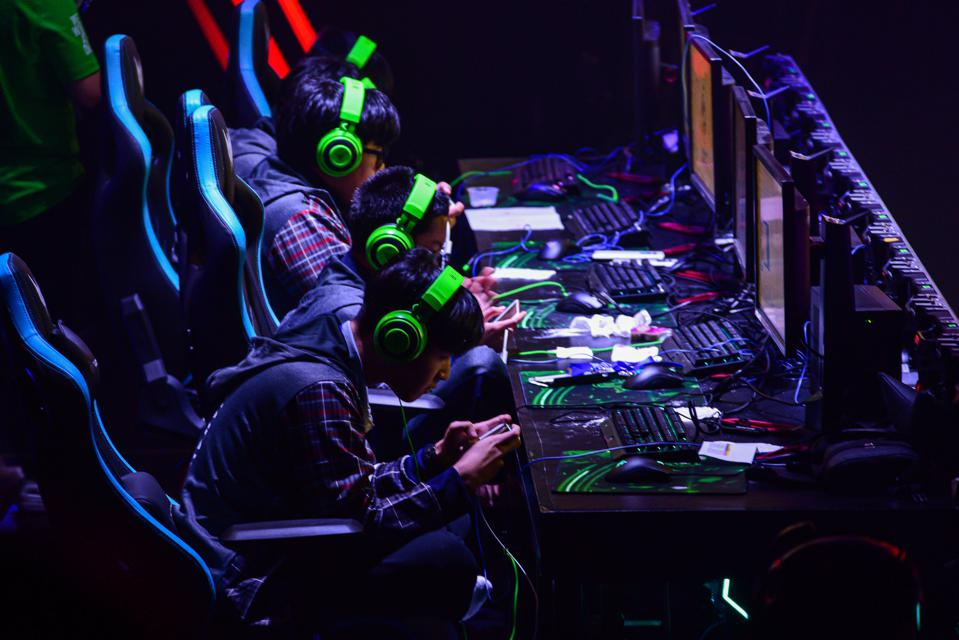Traditional sports stakeholders are vying for a piece of the growing esports pie.