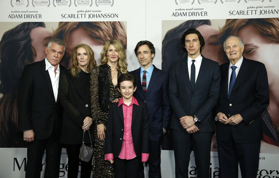 ″Marriage Story″ New York Premiere
