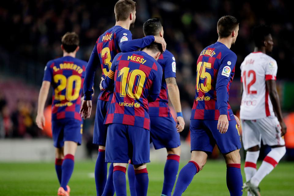 Messi, Pique And Busquets Dropped: An FC Barcelona Versus Ibiza Preview