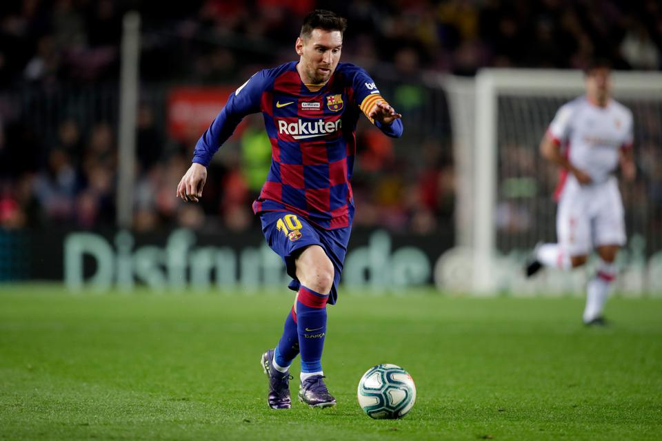 'Messi Will Never Retire': How The Spanish Press Reacted ...