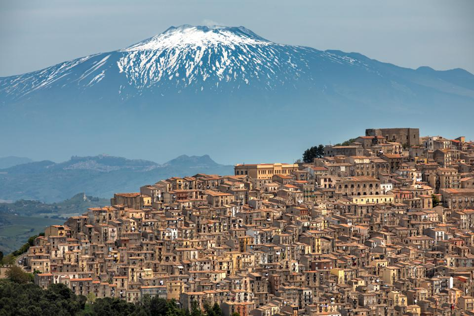 These Beautiful Mountain Towns Are Sicily's Best-Kept Secret